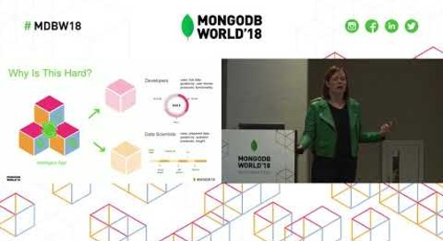 Building Intelligent Apps with MongoDB & Google Cloud