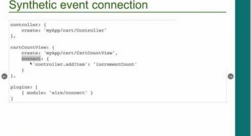 Webinar: IoC (Inversion of Control) and JavaScript