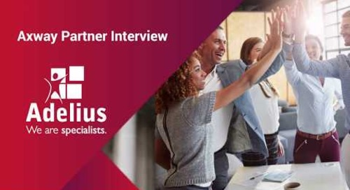 Interview of Antoine Dutranois, Adelius, France