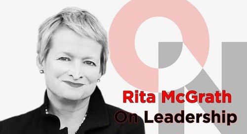 Make it Safe for Your Employees to Tell the Truth | Rita McGrath | FranklinCovey clips