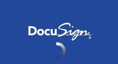 DocuSign Payments Demo Video