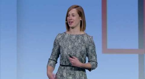 Looker Product Manager Arielle Strong Onstage at Join 2019: Data Experiences