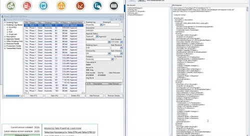 What's possible with the Tekla EPM Open API