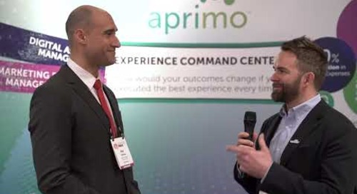 Aprimo Discusses Content Strategies at ContentTech