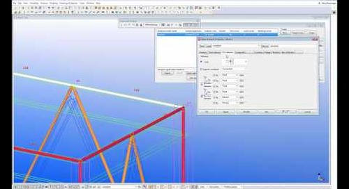 Analysis Models with Tekla Structures