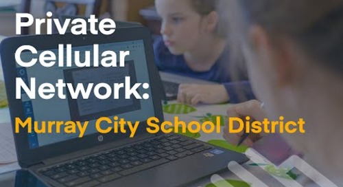 Private LTE Success: School District Improves Remote Learning with CBRS