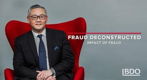 #FraudDeconstructed: National Leader Alan Mak on fraud risk   BDO Canada
