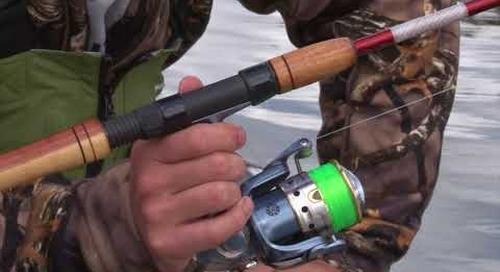 Custom Fishing Rod- With Yogi Custom Rods