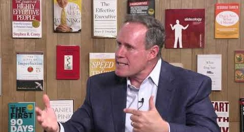 How Declaring Your Intent Builds Trust | Stephen M.R. Covey | FranklinCovey clip