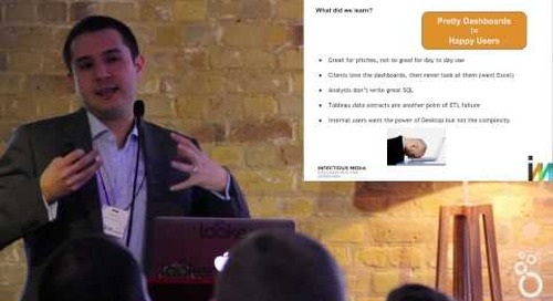 Look & Tell London - Infectious Media on Looker