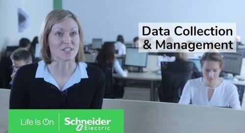 Data Collection & Management   Schneider Electric