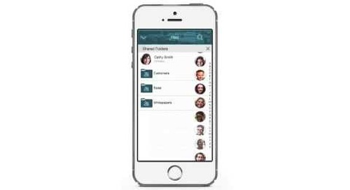 Syncplicity for iPhone Demo