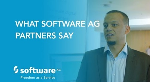 What Software AG partners say