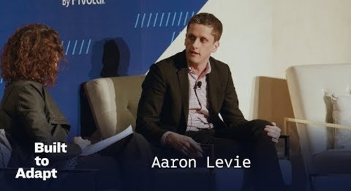 Once in a Generation Shift—Aaron Levie, Box