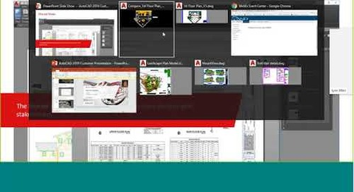 What's New in AutoCAD 2019 with Lynn Allen