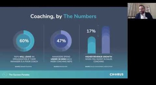 The State of Coaching in Sales