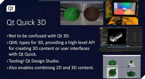 The State and Future Directions of the Qt Graphics Stack {On-demand webinar}