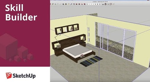 [Skill Builder] Layers and Scenes in an interior design workflow