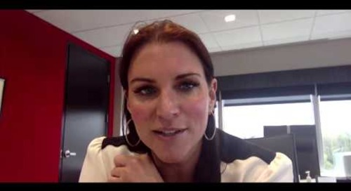 Lessons in Leadership | Stephanie McMahon clip