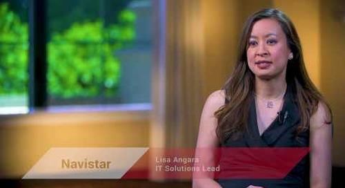 Lisa Angara, Navistar
