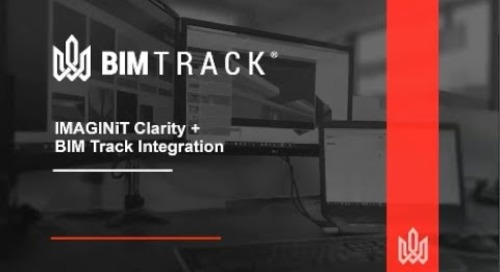 IMAGINiT Clarity and BIM Track Integration