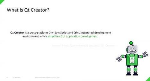 Introduction to Qt Creator IDE {Qt Virtual Tech Con 2020}