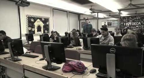 Gering High School #speakLife and speakTech Follett Challenge Entry