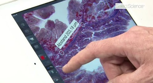 Video Interview: ZEISS Labscope Imaging App