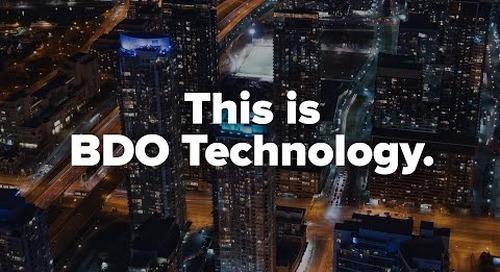 This is BDO Technology | BDO Canada