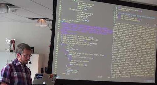 Maze Generation Algorithms in Clojure – Michael Daines