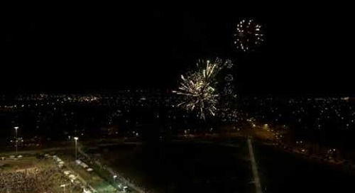 Carols by Candlelight 2016 Drone Vision   P1100496