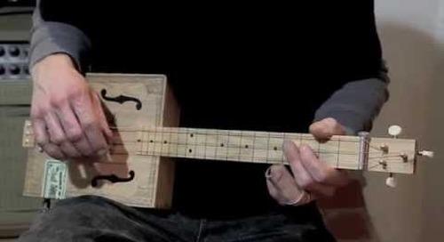 Blues Box Guitar Exercise 2