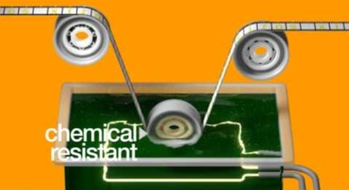 xiros® plastic ball bearings