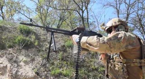 Frag Out! PK PKM Pekaśka Machine Gun Test Drive