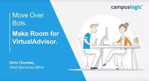 Move Over Bots. Make Room for VirtualAdvisor.