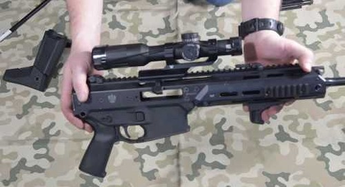 Frag Out! Magazine: Fabryka Broni MSBS GROT Rifle Disassembly & Assembly