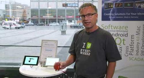 e-Gits builds IIoT application with Qt {showcase}