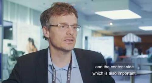 Dr  Þórir Harðarson President of Alpha - Testimonial