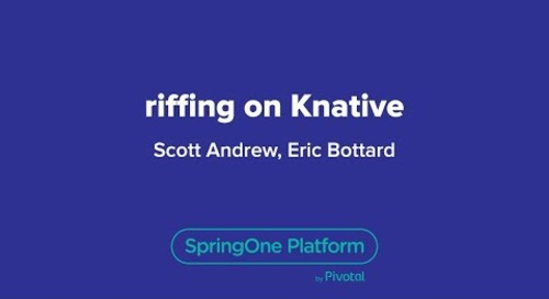 riffing on Knative