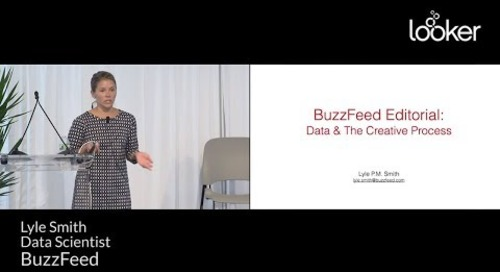 How BuzzFeed Uses Data to Optimize Content Publishing #JOINData 2016