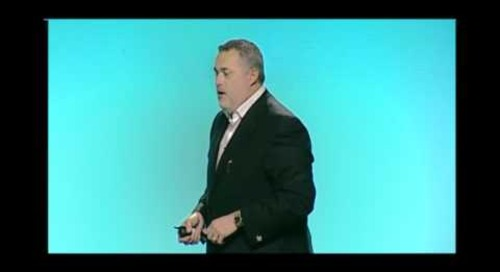 Jeffrey Hayzlett at Cisco's Partner Velocity 2012: Change the Question
