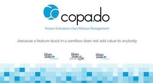 Copado Solutions: Copado Selenium Testing