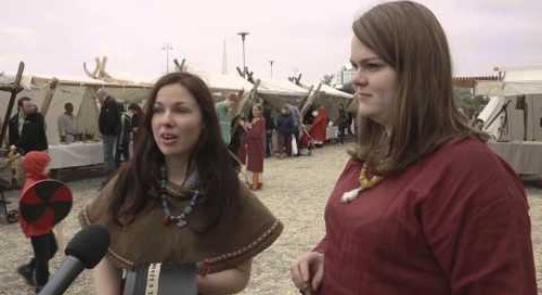 Viking Festival in Iceland