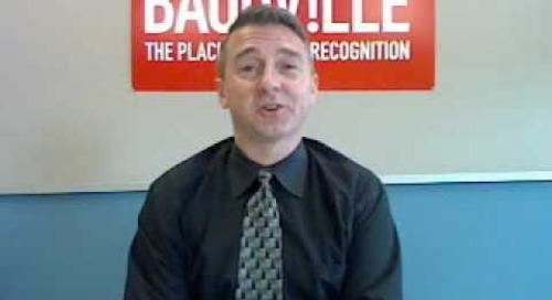 Recognition TV - Birthday Celebration Best Practices for the Office from Baudville