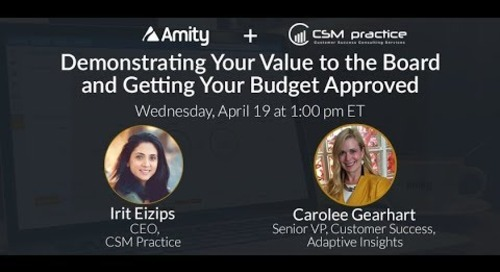How to Get Your Customer Success Budget Approved