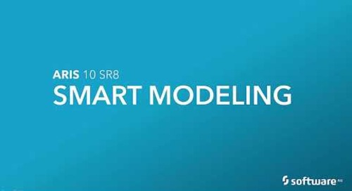 ARIS 10 SR8 Teaser Video: Smart Modeling with BPMN