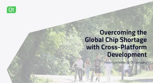 How are Companies Overcoming the Global Chip Shortage {On-demand webinar}