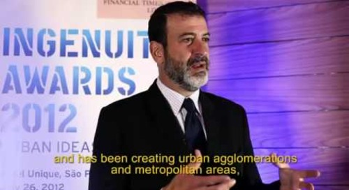 FT Citi Ingenuity Awards Forums 2012: July 2012