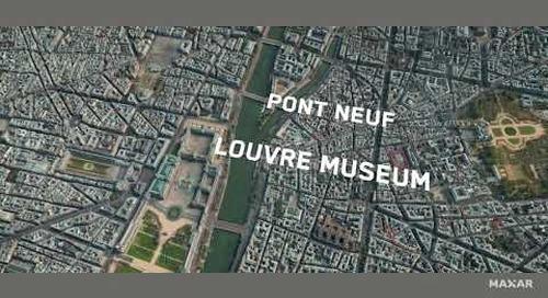 #TiltTheMap: Paris, France