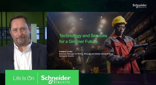 Technology and Services for a Greener Future   Schneider Electric